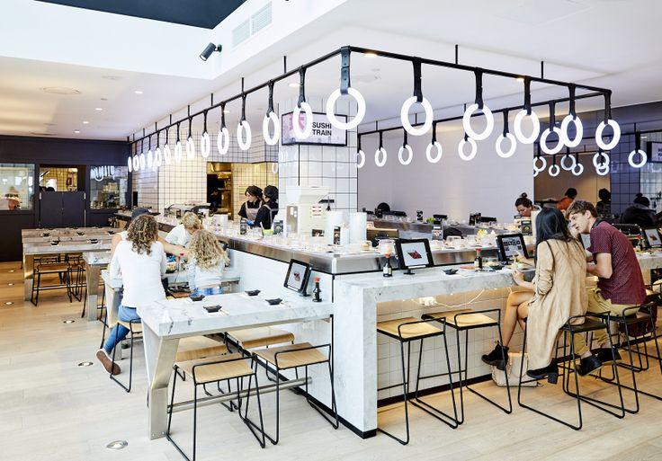 Tetsujin   Japanese BBQ, sushi train and Bar  Emporium Melbourne   Broadsheet Melbourne - Broadsheet
