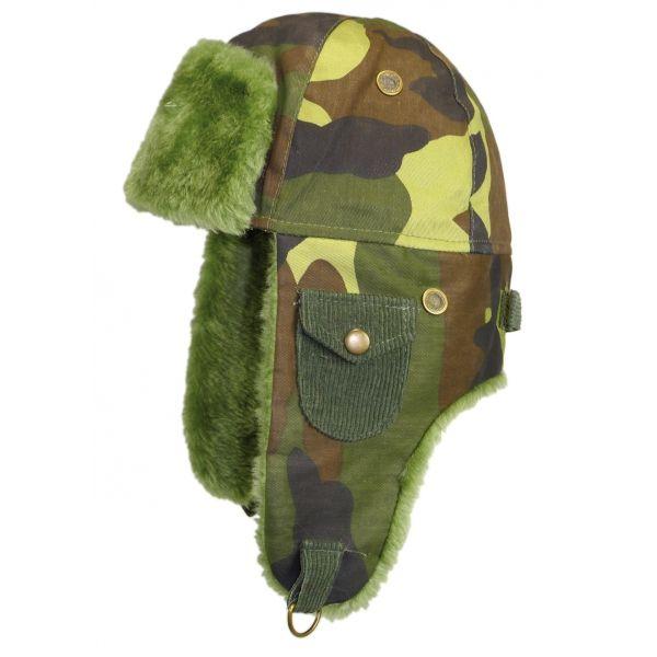 Chapka Herman Camouflage #mode #hiver #chapka #nouveauté #hermanheadwear disponible sur @hatshowroom