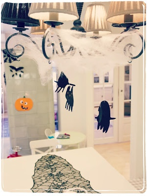 Decoration for kids Halloween party