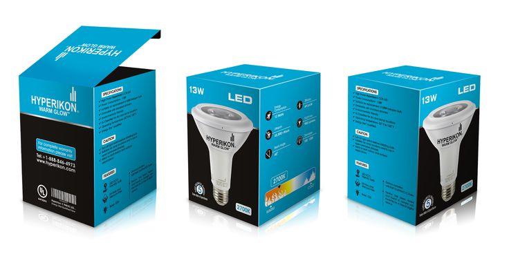 Packaging design #LED packaging design  branding layout corporate design
