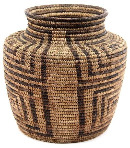 Antique Southwest Native American Indian Basket