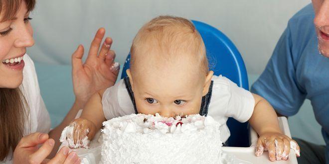 Dort k prvním narozeninám: Co může a nesmí obsahovat