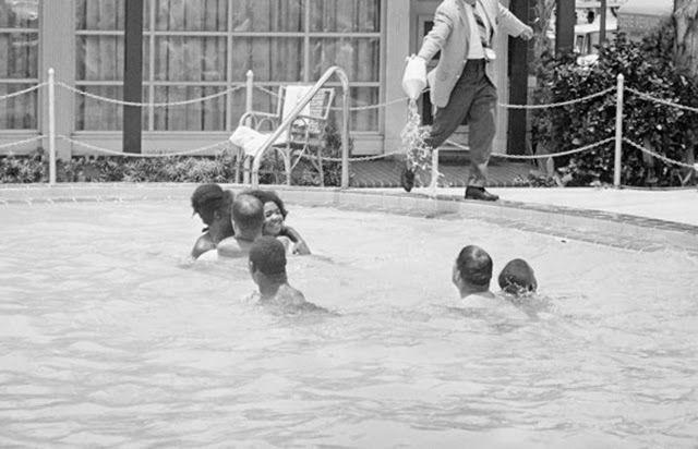 On june 11 1964 dr martin luther king jr was arrested - Martin luther king jr swimming pool ...