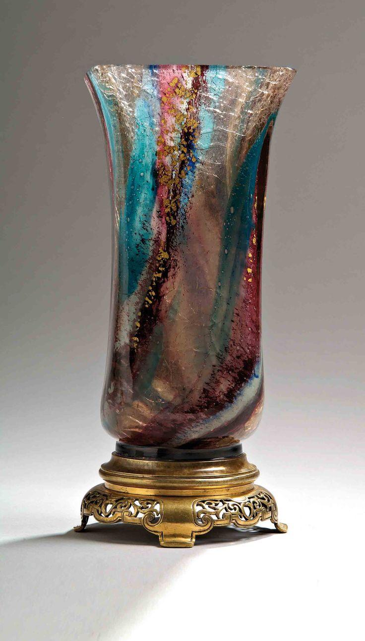 55 best vases cornet images on pinterest vase jars and vases eugne rousseau 1827 1913 ernest leveill 1841 1913 grand vase floridaeventfo Image collections