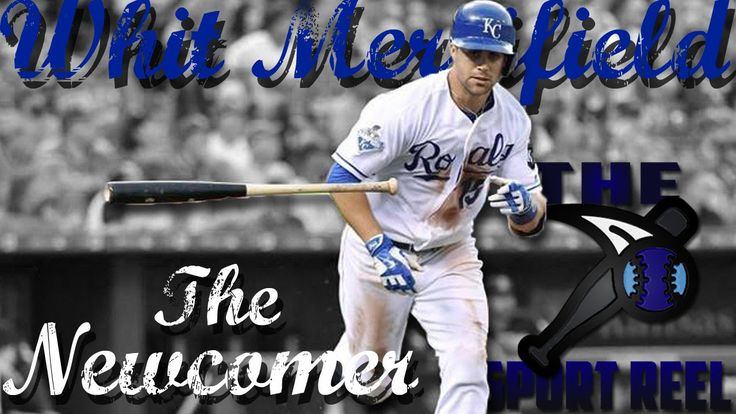 """Whit Merrifield - """"The Newcomer"""" (Rookie Highlights) Whit didn't make the final cut to make the team out of the 2017 Spring Training. But he was called up in April and now, in July he has definitely made himself one of the team's most valuable members. A look back at 2016 for Whit."""