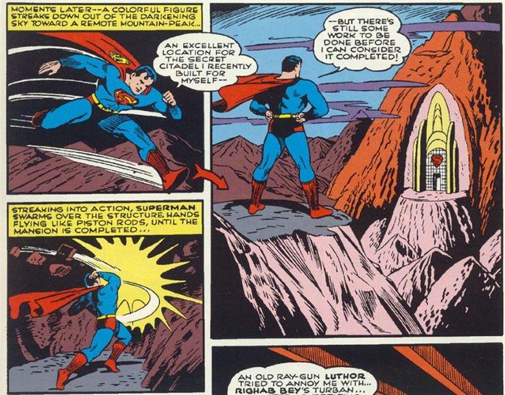 The Golden Age (original) Superman
