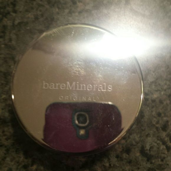 Bare minerals powder foundation Fairly light/ .28 oz never used/2 available bareMinerals Makeup Face Powder