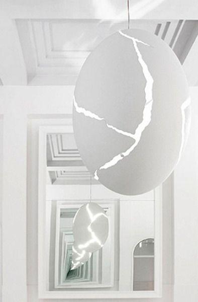 Light | Ingo maurer | #white #interiors