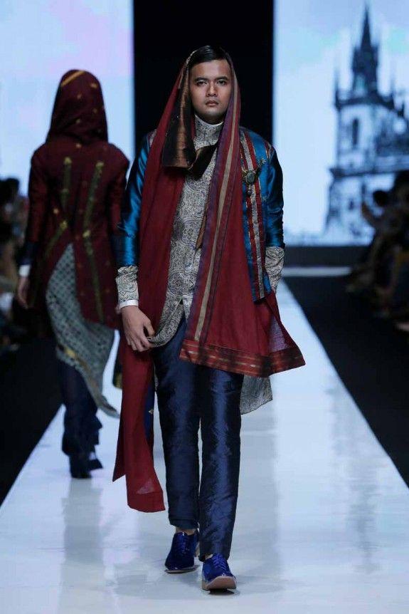 Deden Siswanto SS 2014. Jakarta Fashion Week