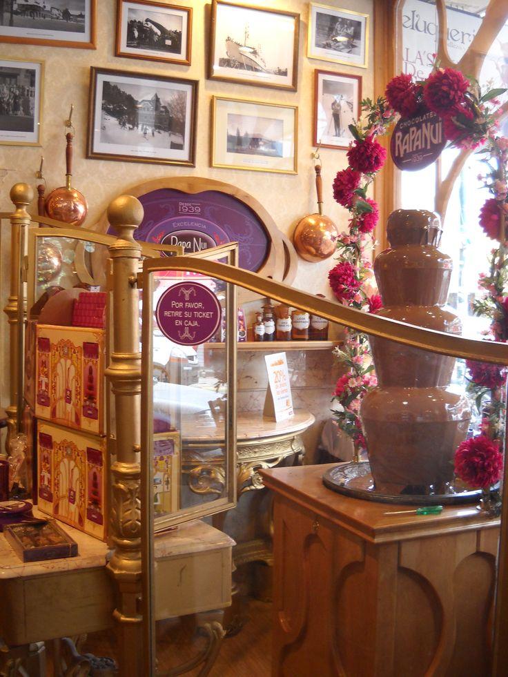 Chocolates, Bariloche, Artgentina