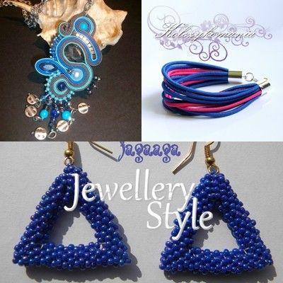 Jewellery Fashion   kolczykomania  Stylizacja biżuteryjna: rejs marzeń  Bransoletka : http://kolczykomania.com/produkt/bransoletka-16 Kolczyki : http://kolczykomania.com/produkt/niebieskie-trojkaty Wisior : http://kolczykomania.com/produkt/wisior-baltic  Autor: Pracownia angeluS