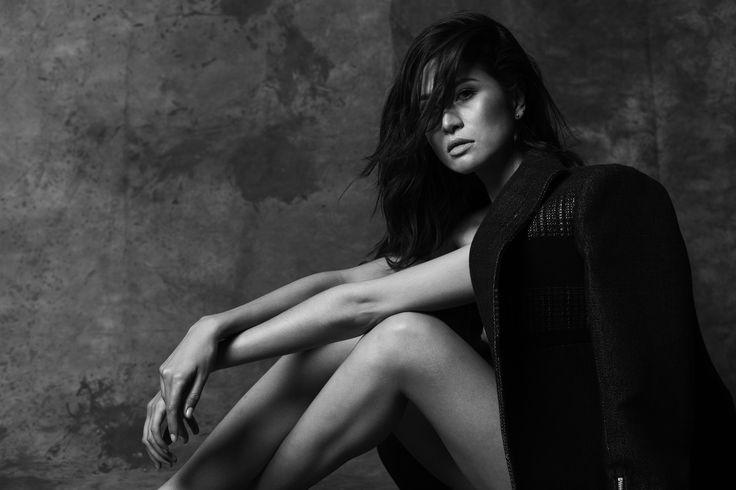 Diana Lemus By Camilo Gutier #portrait #camilogutier #gutier #editorial #magazine