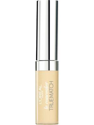 L'OREAL True Match Korektor 2 Vanilla  • pozwala zatuszować niedoskonałości cery • koryguje niedoskonałości cery, zaczerwienienia • pozostawia skórę nawilżoną i matową • maskuje cienie pod oczami