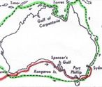 Australian History and Explorers: Bass and Flinders