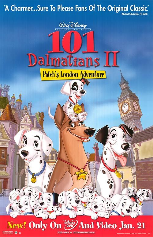 101 Dalmatians II: Patch's London Adventure - Disney Wiki - Wikia