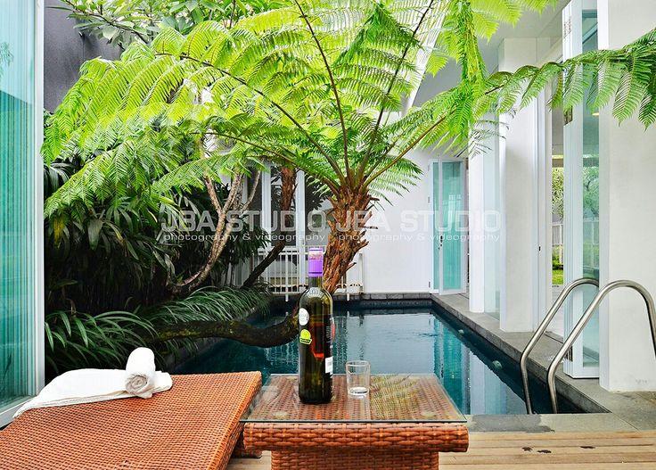 4 BR Villa with Private Pool, Resort Dago Pakar, Bandung