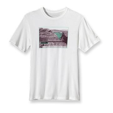 Patagonia Men's Defaced Nature T-Shirt, featuring a photo by our friend Weston Boyles!