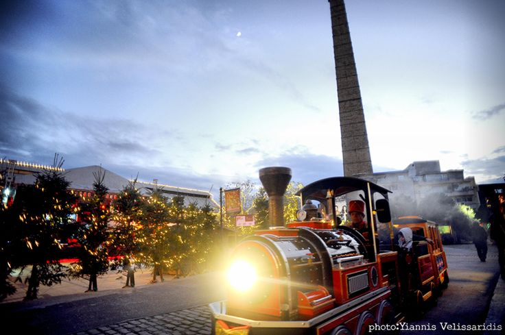Situated at the Technopolis City of Athens, The Christmas Factory offers a celebrative decorated-in-the Christmas spirit venue for corporate and social events that may be booked from a minimum 30-people sized party, hosted by #ARIAFineCatering! See more at: xmas.aria.gr/