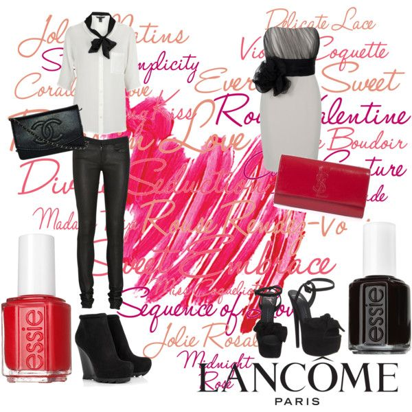 """Love Lancôme"" by tobiashansen on Polyvore"