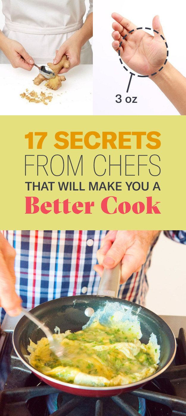 ::takes notes :: 17 Borderline Genius Cooking Tips From Your Favorite TV Chefs