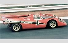 1970 John Love - Porsche 917 - Team Gunston