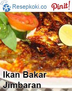 Ikan Bakar Ala Jimbaran