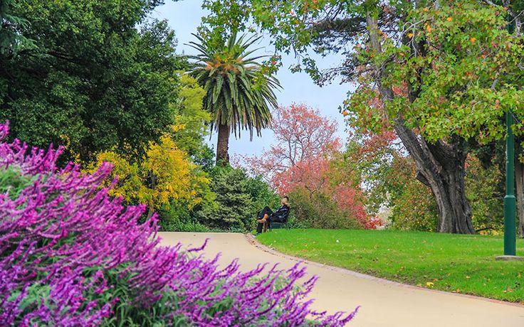 Melbourne Botanical Park