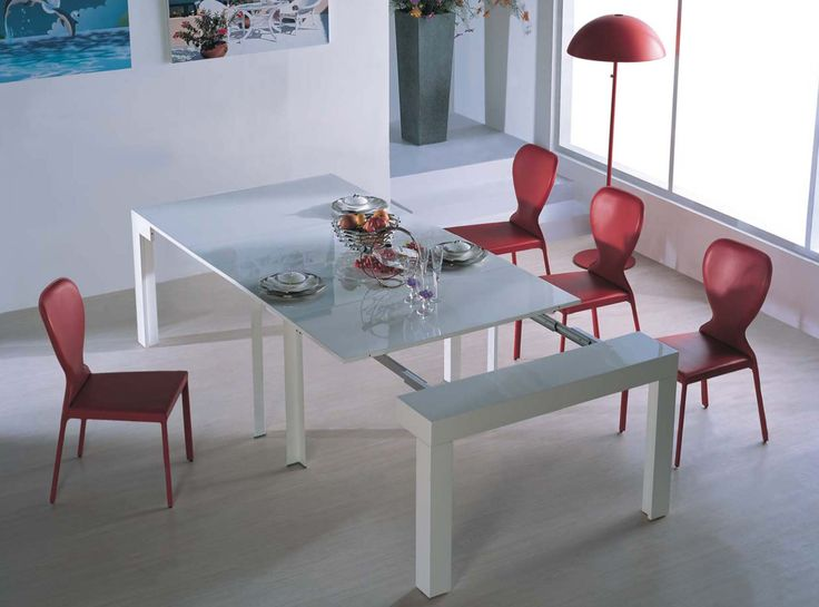 The space saving furniture experts at Expand Furniture explain why using expanding tables to solving your dining space issues is a great idea.  #expandingtables  http://expandfurniture.com/expanding-dining-tables-for-cramped-dining-rooms/