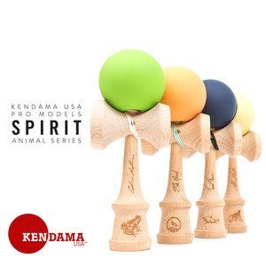 2013 Pro Kendama (Turner Thorne) Midnight Blue by Kendal's USA. $34.99. Kendama Pro Model Blue. The 2013 Pro Model uses a brand new paint that has been in development for nearly 2 years, and offers a playing experience like no other. The tama gives an unmatched level of grip during Kendama play.  Each Pro has chosen his own unique color, and has his autograph and spirit animal engraved into the handle, so you know it's a genuine Kendama USA product.  These Pros have sp...