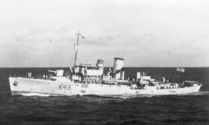HMS Freesia in Flower Class Corvette Images Forum