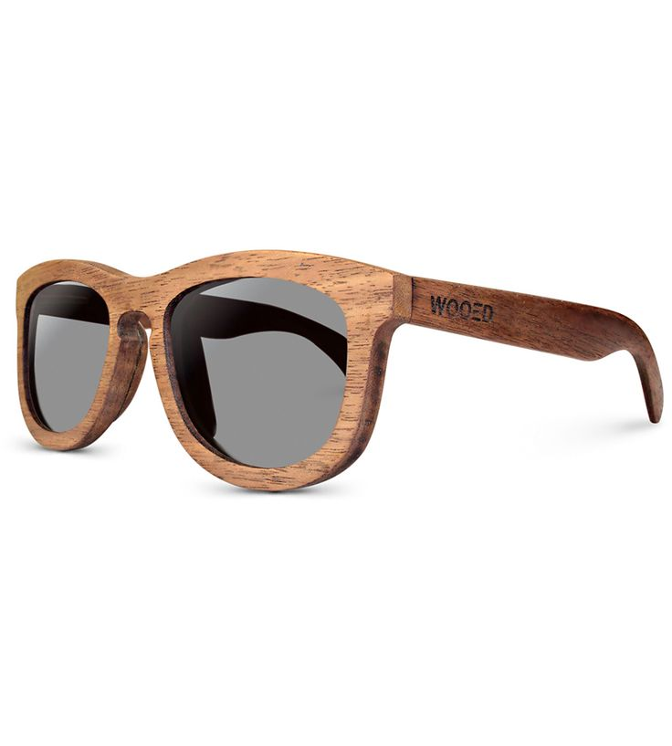 Quince Reclaimed Wood Sunglasses | A sleek (and wooden) update on an iconic design, these wood su... | Sunglasses