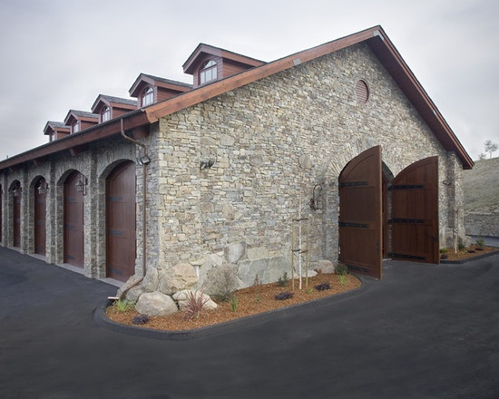 Traditional Horse Barn Design Pictures Remodel Decor And Ideas