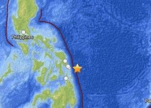 7.6-magnitude earthquake in Philippines triggers tsunami warnings in AsiaUndersea Earthquake, Trigger Tsunami, Strong Undersea, Earthquake Trigger, Tsunami Warning, 7 6 Magnitude Earthquake, Philippines Trigger