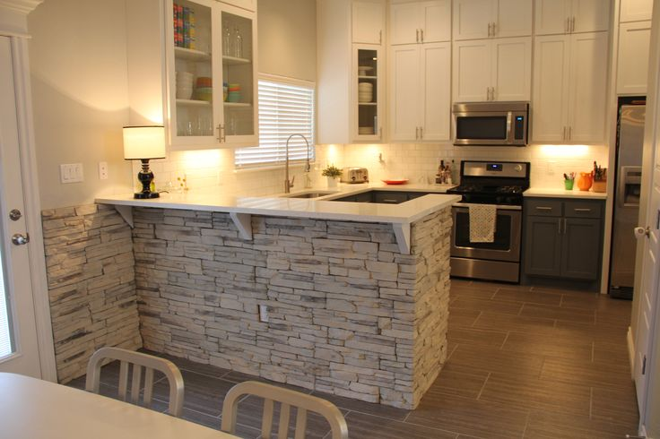 We LOVE this kitchen! #1stOKhomes