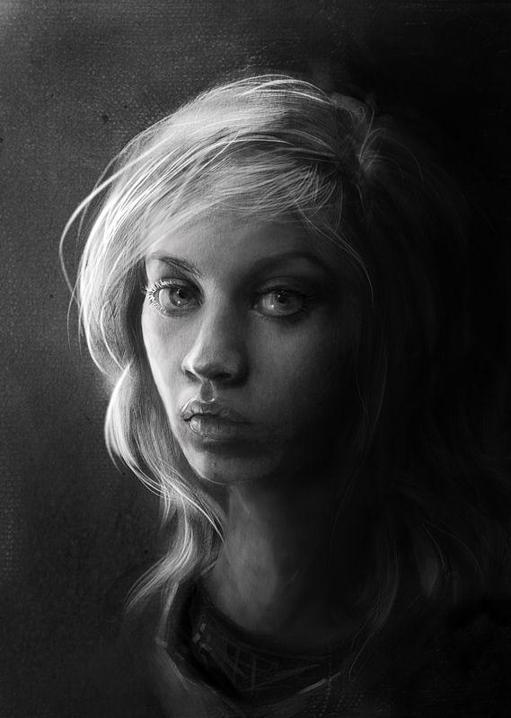 Selfportrait by DrMotherplaguer on deviantART