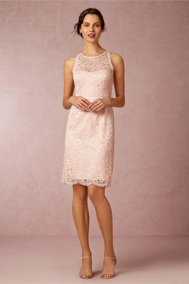 Wedding Trend: Blush Bridesmaid Dresses   Wedding Colors