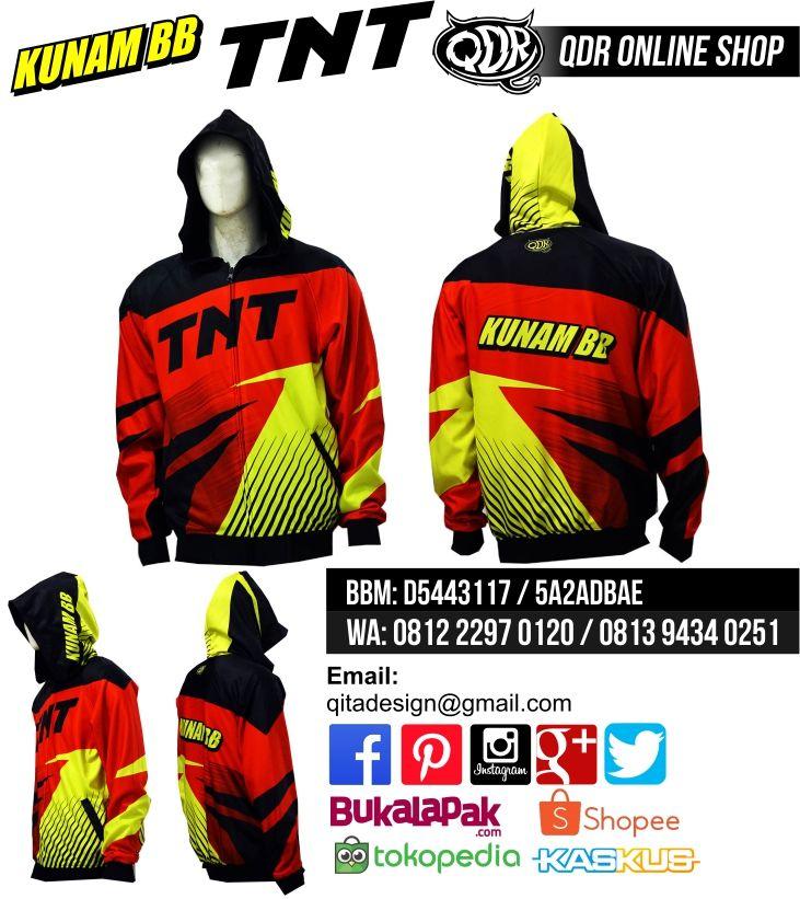 Jaket Merpati - TNT (Note: Foto diatas hanya contoh produk, agan bisa request desain, Nama team dan lainnya)  untuk pemesanan: BBM D5443117 / 5A2ADBAE (Qdr online shop) WA/LINE 081222970120 / 08129434025