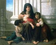 Charity or The Indigent Family', 1865 by William-Adolphe Bouguereau