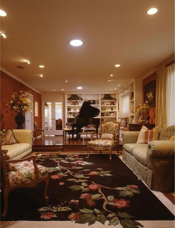 Living Room Warm Area Rugs For Living Room On Country ...