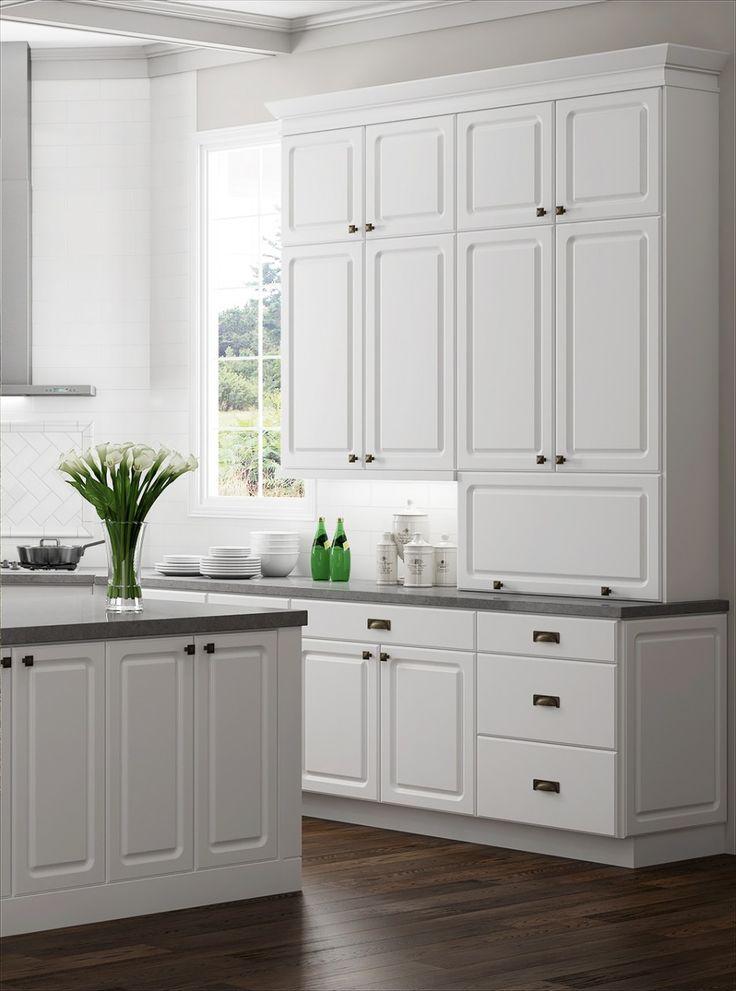 Hampton Bay Designer Series - Designer Kitchen Cabinets ...