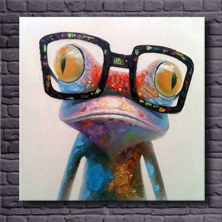 Image result for frog in rain art painting