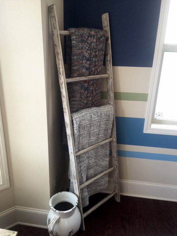 1000 Ideas About Rustic Ladder On Pinterest Ladders