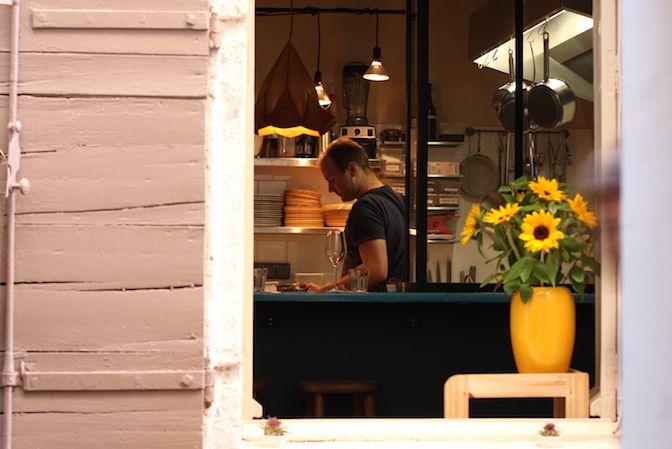 Restaurant Chardon, 37, rue des Arènes Arles 13200. Envie : Biocool, Cuisine…
