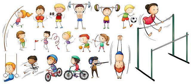 تعبير عن الرياضة بالانجليزي