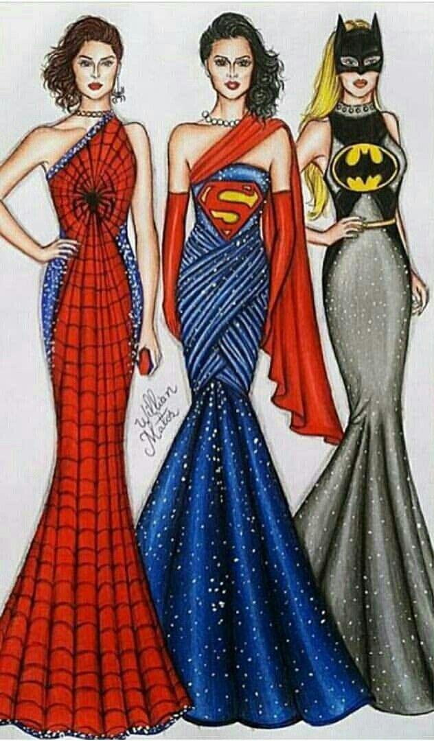 Fashion Design Drawing Tips