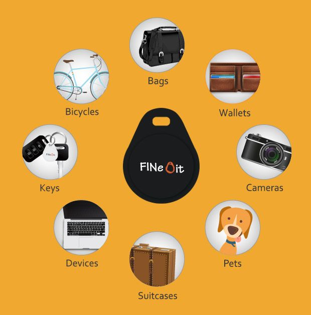 http://igg.me/at/finedit/x/11606035 Do you need to secure items of your daily life? Keys, bicycles, bags, gadgets, wallets, suitcases or your precious pet? #finedittrackingsystem #finedit