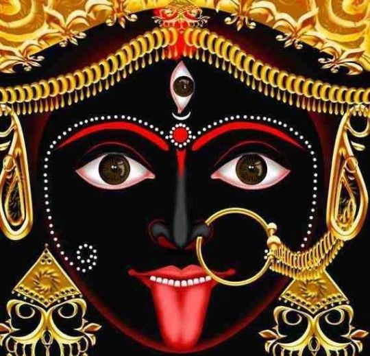 Ma Kali -- The one you are seeking is also seeking you.
