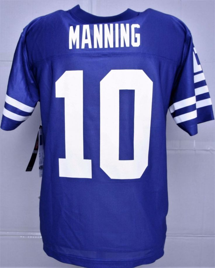 Youth NFL NY Giants Manning(#10) Jersey #NFL