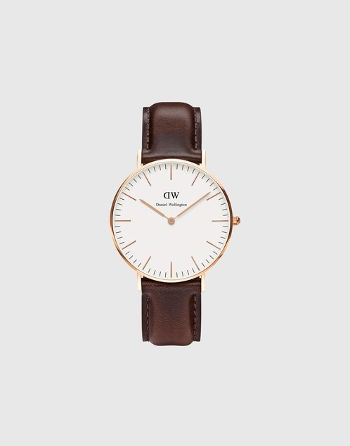 """Watch: Daniel Wellington """"Classic Collection Bristol"""". Click on the picture to get the product ♥"""