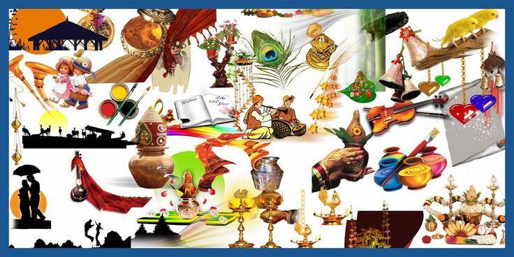 www.NaveenGFX.com: Wedding Elements PSD File